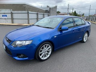 2012 Ford Falcon FG MkII XR6 Blue 6 Speed Sports Automatic Sedan
