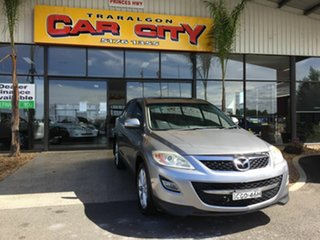2011 Mazda CX-9 10 Upgrade Luxury Silver 6 Speed Auto Activematic Wagon.