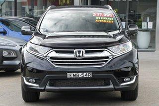 2018 Honda CR-V RW MY18 VTi-S FWD Black 1 Speed Constant Variable Wagon