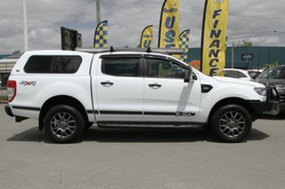 2017 Ford Ranger PX MkII 2018.00MY FX4 Double Cab Frozen White 6 Speed Sports Automatic Utility