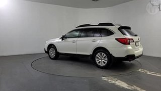 2017 Subaru Outback MY16 2.0D AWD Crystal White Pearl Continuous Variable Wagon
