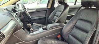 2009 Ford Falcon FG G6 Grey 6 Speed Sports Automatic Sedan