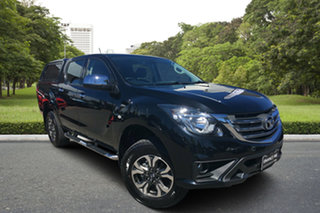 2020 Mazda BT-50 UR0YG1 XTR Black 6 Speed Sports Automatic Utility.