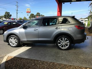 2011 Mazda CX-9 10 Upgrade Luxury Silver 6 Speed Auto Activematic Wagon