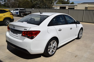 2014 Holden Cruze JH Series II MY14 SRi Z Series Heron White 6 Speed Sports Automatic Sedan