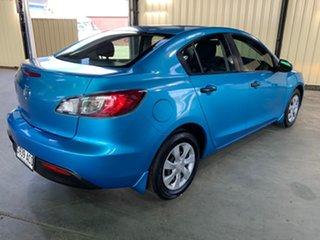 2009 Mazda 3 BL Neo Blue 5 Speed Automatic Hatchback.