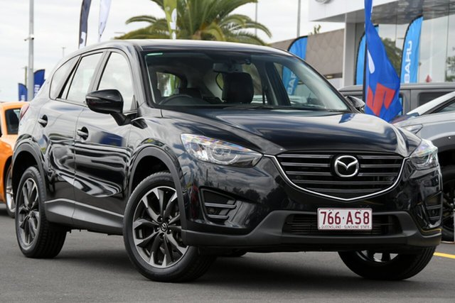 Used Mazda CX-5 KE1022 Grand Touring SKYACTIV-Drive AWD Aspley, 2015 Mazda CX-5 KE1022 Grand Touring SKYACTIV-Drive AWD Black 6 Speed Sports Automatic Wagon