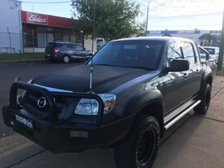 2011 Mazda BT-50 UN DX Grey Manual