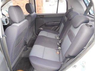 2008 Hyundai Getz TB MY09 SX Blue 5 Speed Manual Hatchback
