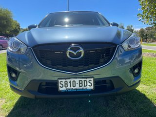 2014 Mazda CX-5 KE1031 MY14 Grand Touring SKYACTIV-Drive AWD Blue Reflex 6 Speed Sports Automatic.