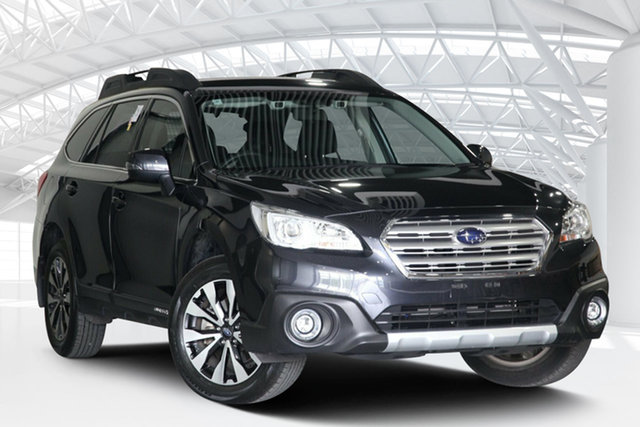 Used Subaru Outback MY17 2.5I (fleet Edition) Moorebank, 2017 Subaru Outback MY17 2.5I (fleet Edition) Grey Continuous Variable Wagon