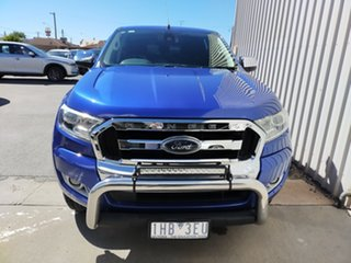 2019 Ford Ranger PX MkIII 2019.00MY XLT 6 Speed Manual Double Cab Pick Up.