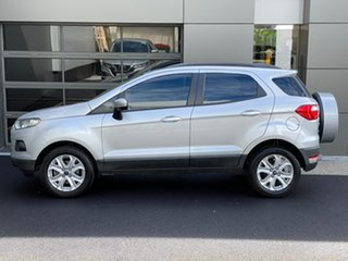 2015 Ford Ecosport BK Trend PwrShift Silver 6 Speed Sports Automatic Dual Clutch Wagon