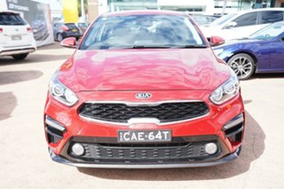 2019 Kia Cerato BD MY20 Sport NAV Red 6 Speed Automatic Sedan