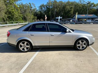2001 Audi A4 B6 2.0 Silver CVT Multitronic Sedan.