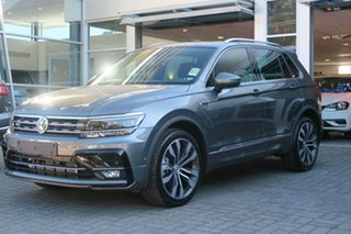2020 Volkswagen Tiguan 5N MY20 162TSI DSG 4MOTION Highline Grey 7 Speed Sports Automatic Dual Clutch.