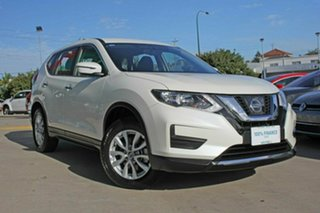 2019 Nissan X-Trail T32 Series 2 ST 7 Seat (2WD) White Continuous Variable Wagon.