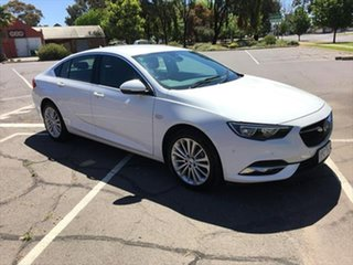 2018 Holden Calais ZB MY18 Liftback White 9 Speed Sports Automatic Liftback.