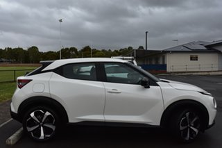 2020 Nissan Juke F16 ST-L DCT 2WD White 7 Speed Sports Automatic Dual Clutch Hatchback