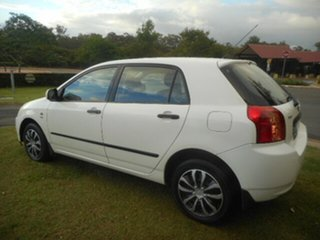 2006 Toyota Corolla ZZE122R Ascent Seca 4 Speed Automatic Hatchback.