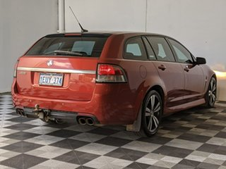2015 Holden Commodore VF MY15 SS Sportwagon Storm Red 6 Speed Sports Automatic Wagon