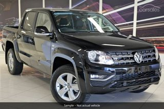 2020 Volkswagen Amarok 2H MY21 TDI550 4MOTION Perm Sportline Black 8 Speed Automatic Utility