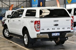 2017 Ford Ranger PX MkII MY17 XLT 3.2 (4x4) Cool White 6 Speed Automatic Double Cab Pick Up.