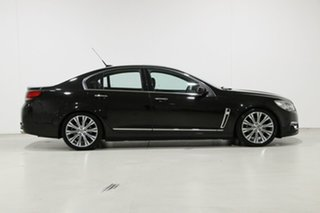 2014 Holden Calais VF MY15 V Black 6 Speed Automatic Sedan