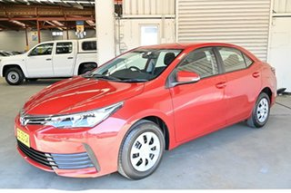2017 Toyota Corolla ZRE172R Ascent S-CVT Wildfire 7 Speed Constant Variable Sedan