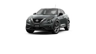 2020 Nissan Juke F16 ST+ DCT 2WD Gun Metallic 7 Speed Sports Automatic Dual Clutch Hatchback
