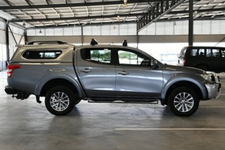 2016 Mitsubishi Triton MQ MY16 GLS Double Cab Titanium 5 Speed Sports Automatic Utility