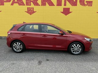 2018 Hyundai i30 ACTIVE Red 6 Speed Sports Automatic Wagon