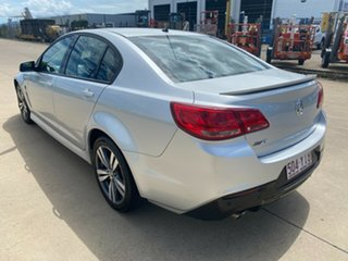 2015 Holden Commodore VF MY15 SV6 Silver/150415 6 Speed Sports Automatic Sedan