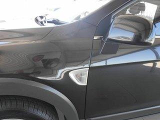 2009 Holden Captiva CG MY09 CX AWD Black 5 Speed Sports Automatic Wagon