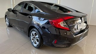 2016 Honda Civic 10th Gen MY16 VTi Maroon 1 Speed Constant Variable Sedan