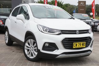 2020 Holden Trax TJ MY20 LS White 6 Speed Automatic Wagon.