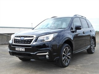 2016 Subaru Forester S4 MY16 2.5i-S CVT AWD Black 6 Speed Constant Variable Wagon