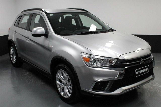 Used Mitsubishi ASX XC MY19 ES 2WD Hamilton, 2019 Mitsubishi ASX XC MY19 ES 2WD Silver 1 Speed Constant Variable Wagon