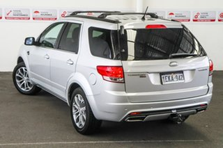 2013 Ford Territory SZ Titanium (RWD) 6 Speed Automatic Wagon.
