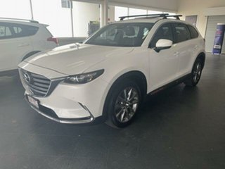 2018 Mazda CX-9 MY18 GT (AWD) White 6 Speed Automatic Wagon