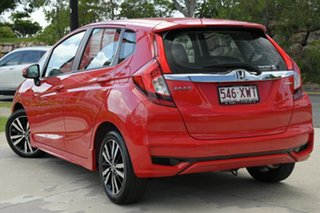 2017 Honda Jazz GF MY17 VTi-S Red 1 Speed Constant Variable Hatchback