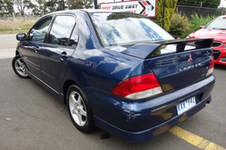 2002 Mitsubishi Lancer CG VR-X Blue 4 Speed Sports Automatic Sedan