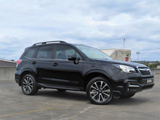 2016 Subaru Forester S4 MY16 2.5i-S CVT AWD Black 6 Speed Constant Variable Wagon.