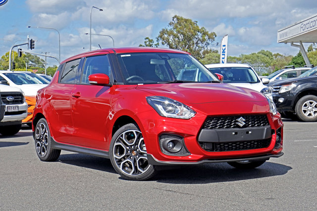 New Suzuki Swift AZ Sport Ebbw Vale, 2020 Suzuki Swift AZ Sport Burning Red 6 Speed Manual Hatchback
