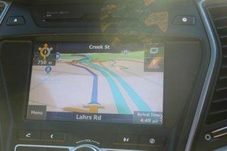 2012 Hyundai Santa Fe DM MY13 Highlander Black 6 Speed Sports Automatic Wagon