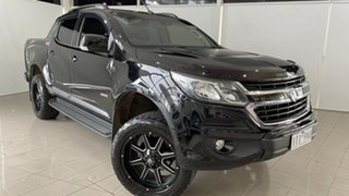 2017 Holden Colorado RG MY17 Z71 Pickup Crew Cab Black 6 Speed Sports Automatic Utility.