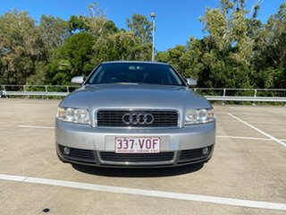 2001 Audi A4 B6 2.0 Silver CVT Multitronic Sedan
