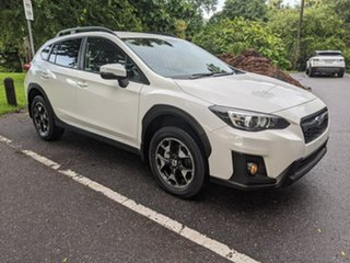 2019 Subaru XV G5X MY19 2.0i-L Lineartronic AWD White 7 Speed Constant Variable Wagon.