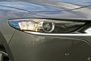 2020 Mazda 3 BP2S7A G20 SKYACTIV-Drive Pure Grey 6 Speed Sports Automatic Sedan.