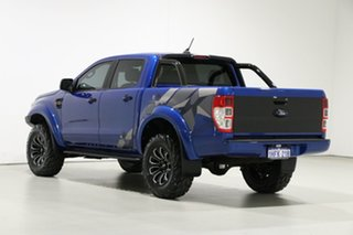 2020 Ford Ranger PX MkIII MY20.75 XLS 3.2 (4x4) Blue 6 Speed Automatic Double Cab Pick Up